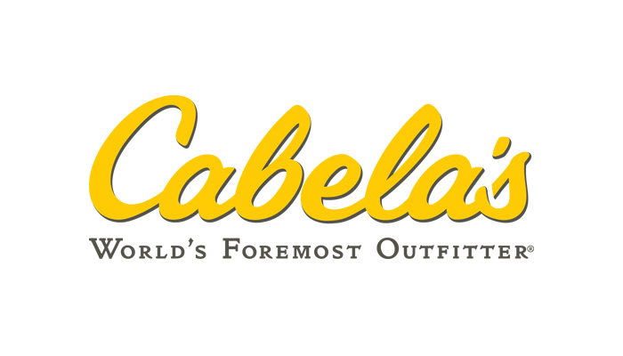 Cabelas Updated Logo